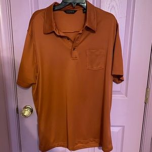 Axist pumpkin orange men's shirt!